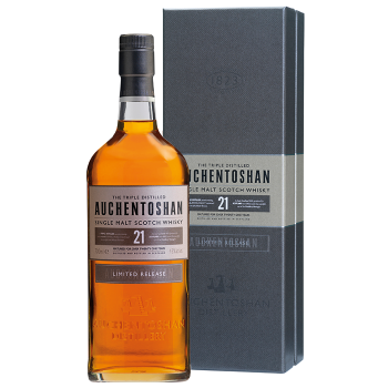 Auchentoshan 21 Year Old 43% 0,7l