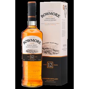 Bowmore 12 Y.O. 43% 0,7l