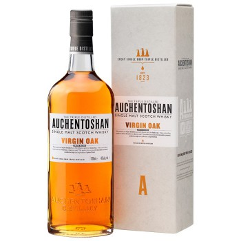Auchentoshan Virgin Oak 46% 0,7l