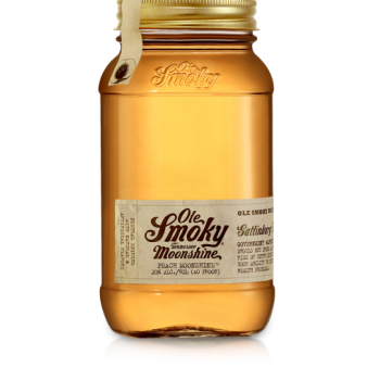 Ole Smoky Peach 20% 0,7l