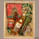 Zestaw upominkowy świąteczny z wódką Staropolską jarzębinową