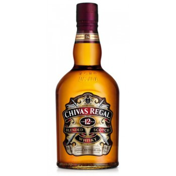 Chivas Regal 12 YO Scotch Whisky butelka 0,5L