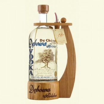Dębowa Wódka / Oak Vodka 0,7L with oak ear