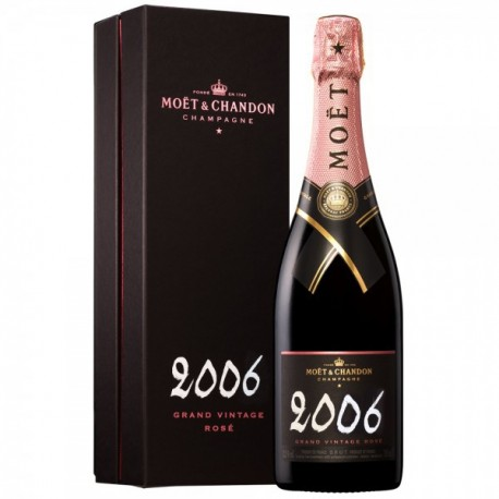 RARE VINTAGES MOËT & CHANDON GRAND VINTAGE ROSE 1985