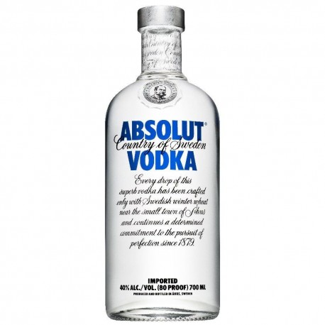 ABSOLUT BLUE 0,5L