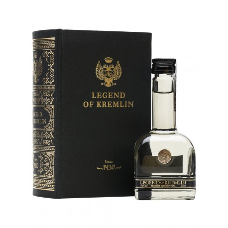 Legend of Kremlin 50 ml 40% gift box