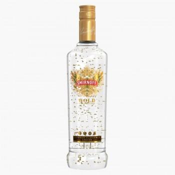 Smirnoff Vodka Gold Cinnamon 37,5% 0,7l