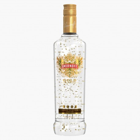 Smirnoff Vodka Gold Cinnamon 37,5% 0,7l