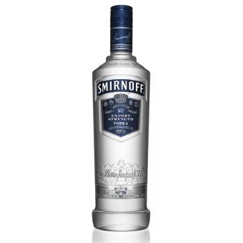 Smirnoff Blue Vodka 1L 50%