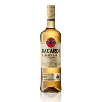 Bacardi Carta Oro 0,7l