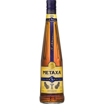 Metaxa 5* 0,7l
