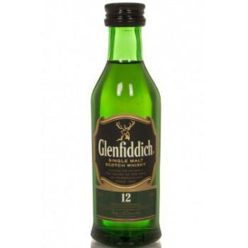 Glenfiddich 12yo 0,05l