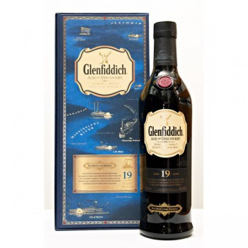 Glenfiddich 19yo Age of Discovery 2nd Release Bourbon Cask Finish