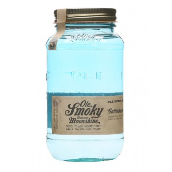 Ole Smoky Blue Flame 64% 0,7l