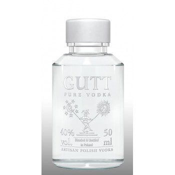 Wódka GUTT PURE 50 ml