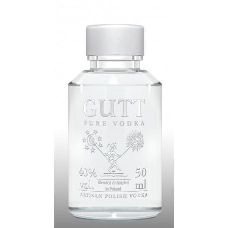 GUTT PURE VODKA 0,7l