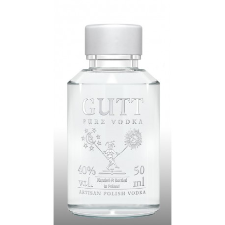 GUTT PURE VODKA 0,5l