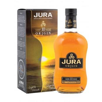Isle of Jura 10YO w kartoniku 0,7l
