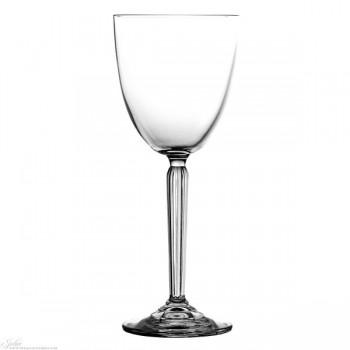 Kryształowe kieliszki do wina -  delikatny