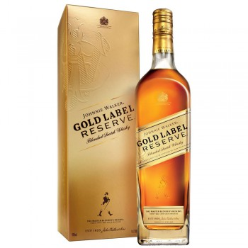 Johnnie Walker Gold Label 0,7L w kartoniku