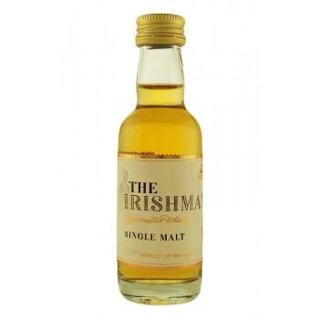 The Irishman Single Malt 40% 0,05l