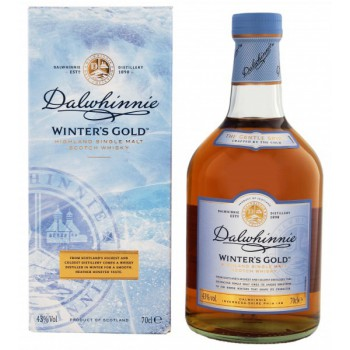 Dalwhinnie Winter Gold 43% 0,7l
