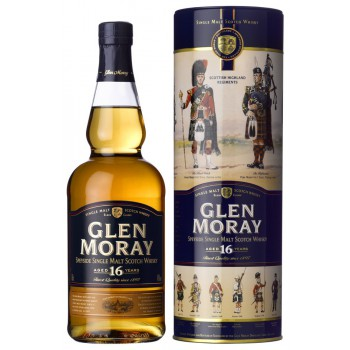 Glen Moray 16yo 40% 0,7l