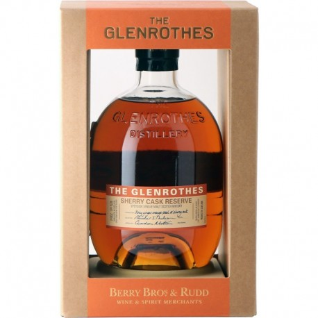 Glenrothes Sherry Cask 40% 0,7I