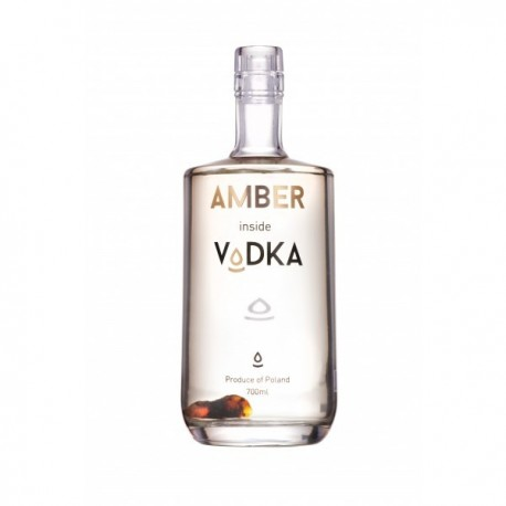 AMBER INSIDE  VODKA 40% 0,7L