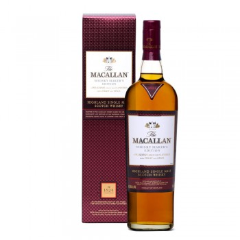 Macallan Maker's Edition 42,8% 0,7l