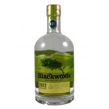 BLACKWOOD'S VINTAGE DRY 2012  60%  0,7L