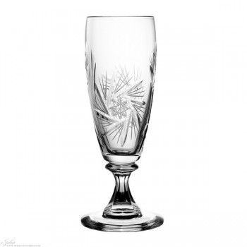 Kryształowe kieliszki do szampana 6szt 170cm