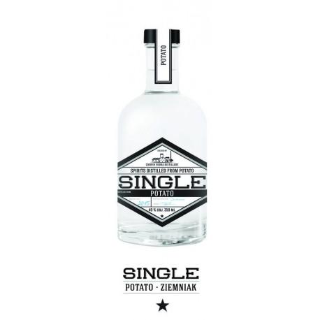 """SINGLE"" Potato 40% 375 ml"