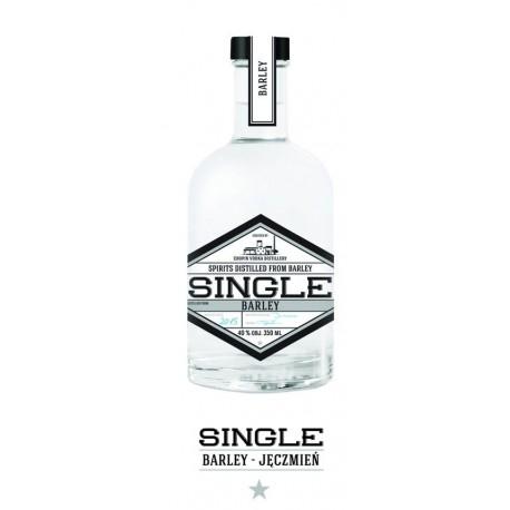 SINGLE BARLEY 40% 375 ml