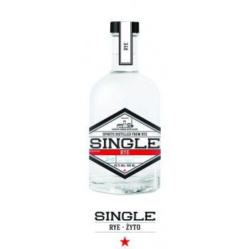 SINGLE RYE 40% 375 ml