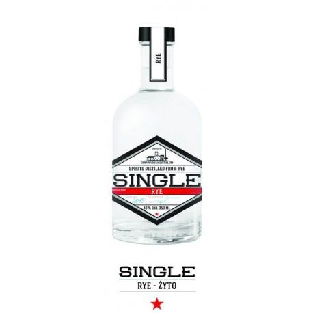 SINGLE RYE 40% 375 ml