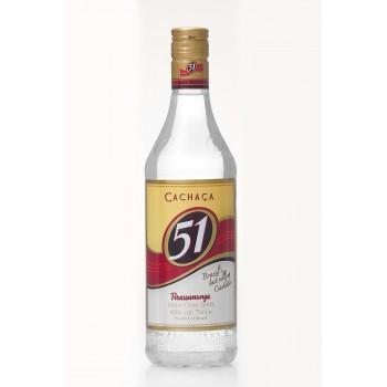 Cachaca Pirassununga 51 0,7l