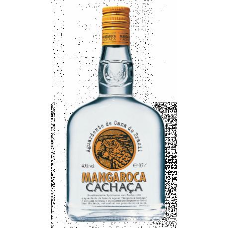 CACHACA MANGAROCA 40% 0,7L