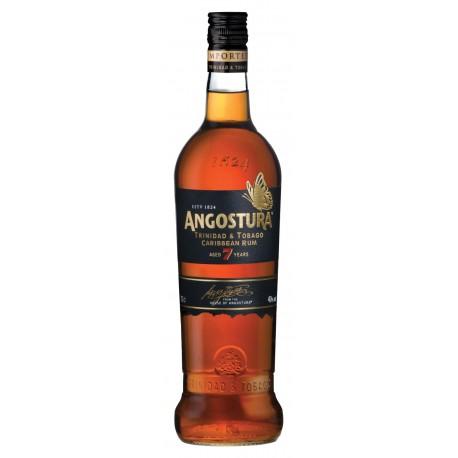 ANGOSTURA DARK 7Y 40%  0,7L