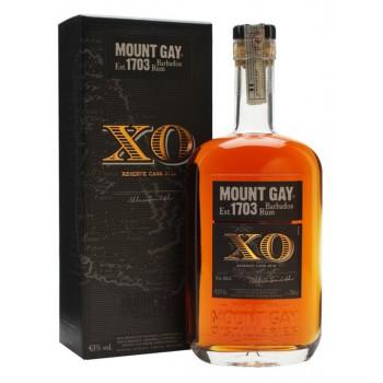MOUNT GAY XO 43% 0,7L