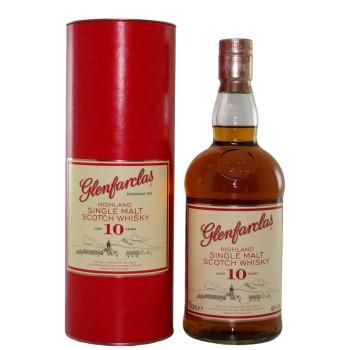 Glenfarclas 10 YO 0,7l