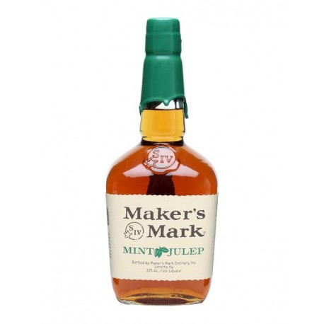 MAKERS MARK MINT JULEP BOURBON 1,0L