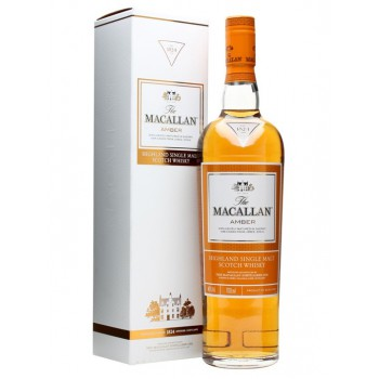 THE MACALLAN AMBER 40% 0,7l