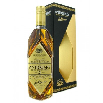 Antiquary 21yo 43% 0,7l