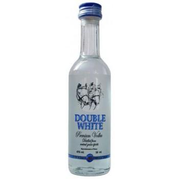 Double White Vodka 40% 0,05l