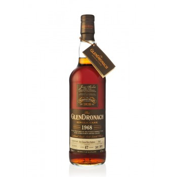 GLENDRONACH 1968 0,7L CASK 5837 45,9%
