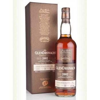 GLENDRONACH 2002 0,7L CASK 4651 54,8% 13yo