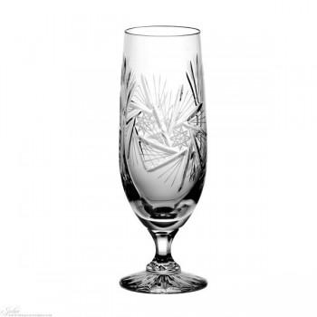 Kryształowy pokale do piwa