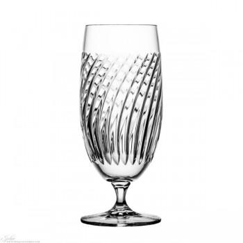 Kielichy Pokale kryształowe do piwa 330ml