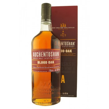 Auchentoshan Blood Oak Limited Release 2015